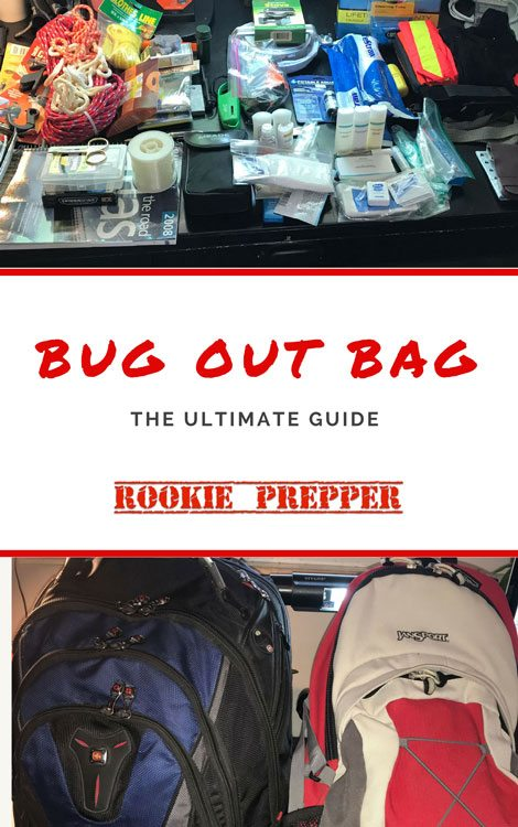 The Ultimate Guide to Prepping a Bug Out Bag