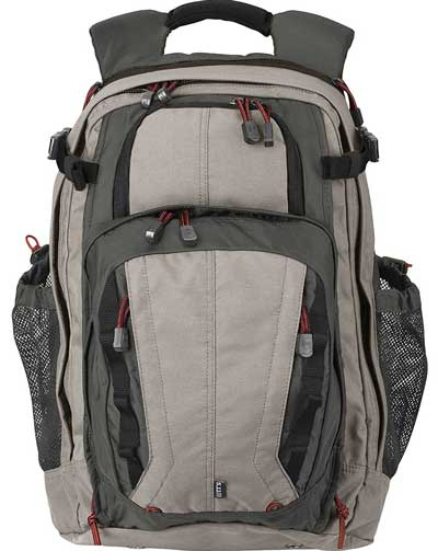 Covert tactical bug out bag