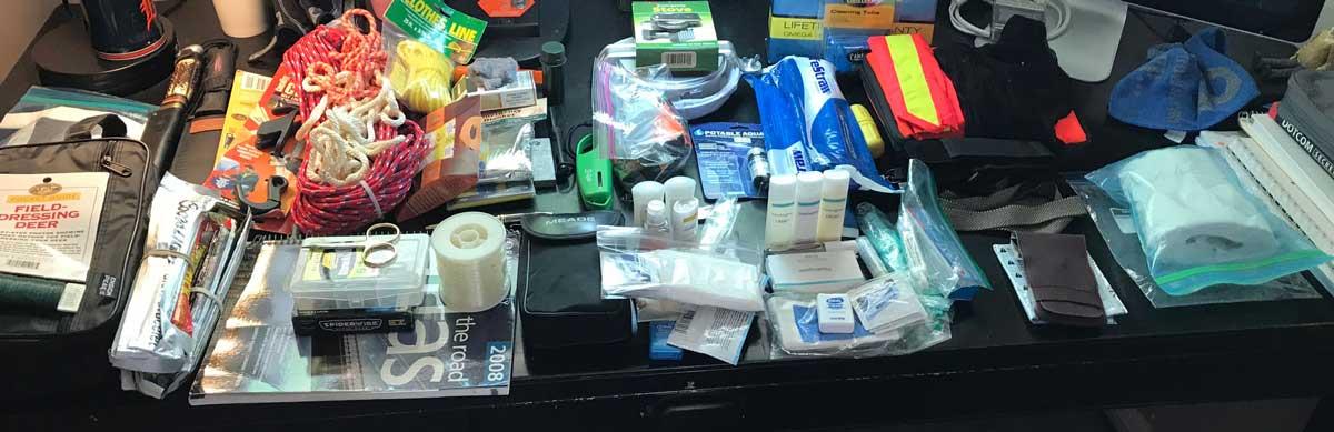 my bug out bag essential gear
