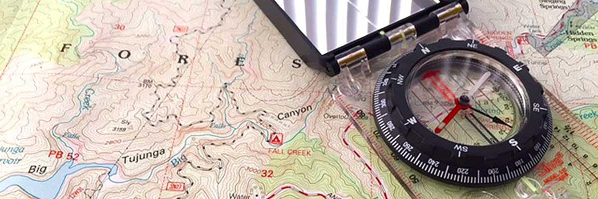 bug out bag essential gear - navigation